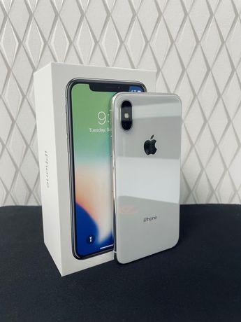 IPhone X / Silver 64 GB