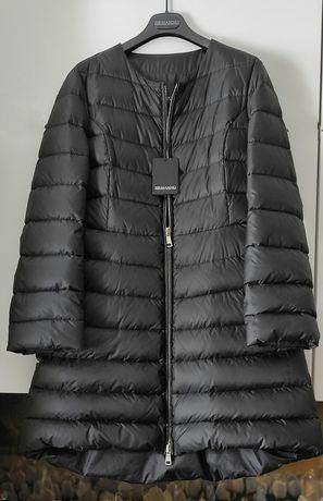 Женский лёгкий пуховик парка куртка Ermanno Scervino, Торг