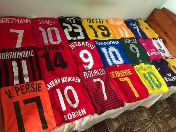 футбольная футболка, Роналду, Реал, Барселона, Nike, Adidas