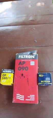 Filtr paliwa, powietrza , oleju citroen c8 2.0Hdi
