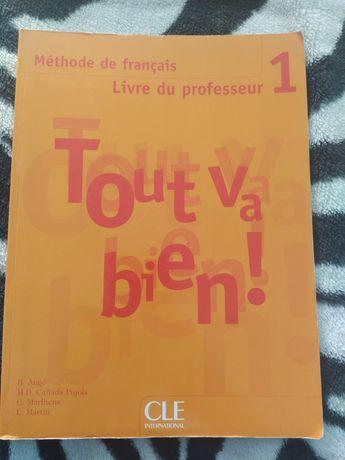 Tout va bien 1, książka nauczyciela