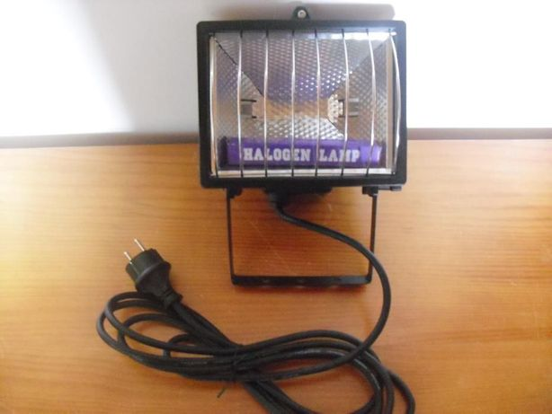 Holofote progetor 500w