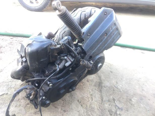 Двигатель мотор Хонда Дио 18/27/28 Такт 24/30/31 Honda Dio 18/27/28