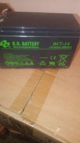 Аккумуляторная батарея BB Battery BС 7-12 ИБП