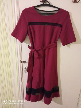 Вечірня довга сукня