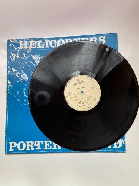 płyta winylowa porter band