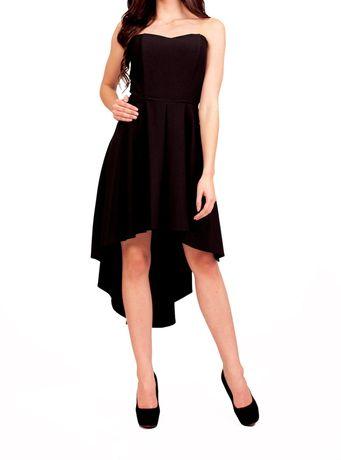 Czarna sukienka rozm. M