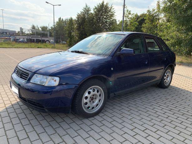 Audi A3 1,8 125 koni 5-drzwiowa , elektryka 99r