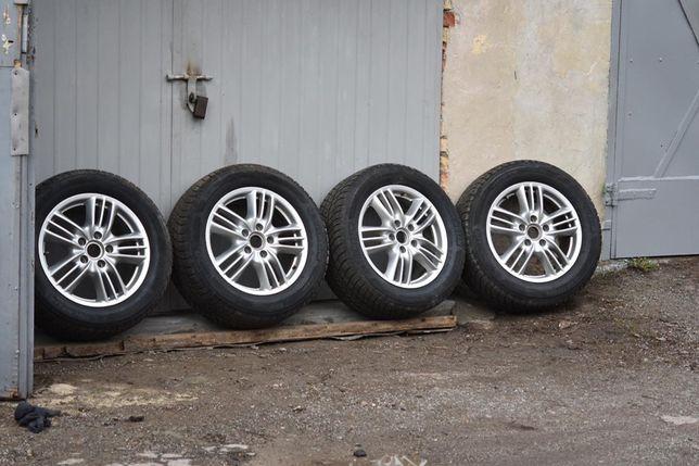 Зимові колеса Porsche Cayenne, Vw Touareg, Audi Q7 R18 Michelin