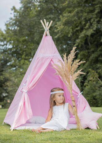 Namiot Tipi dla dziecka, domek dla dzieci z matą, poduszka GRATIS!!!