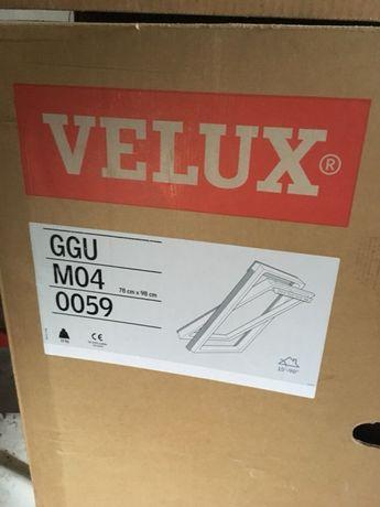 Okna Velux 78x98