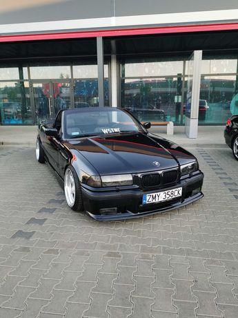 BMW E36 320i cabrio M52