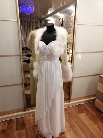Свадебной Платье +Болеро