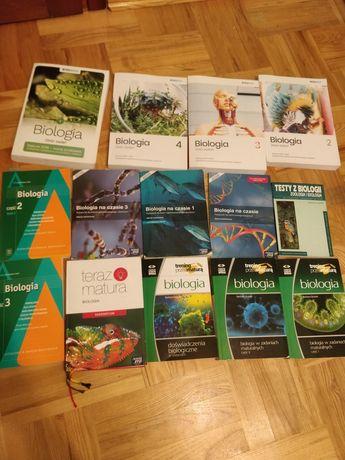 Książki biologia matura
