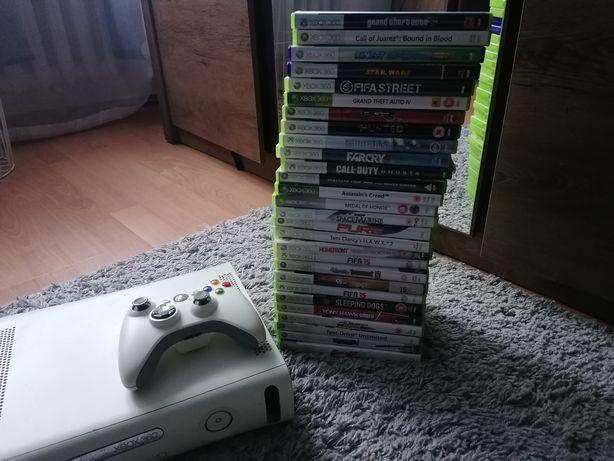Xbox 360 duży zestaw gier