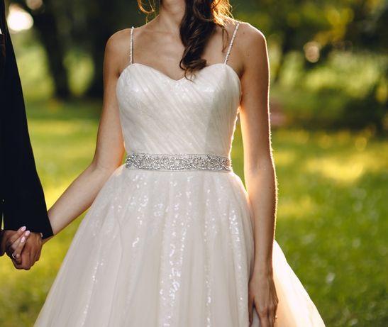 Suknia ślubna Justin Alexander 34/XS