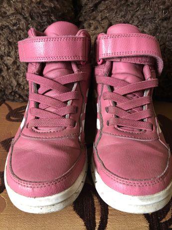 Buty jesienne dla dziewczynki