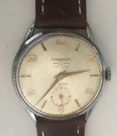 Relógio mecânico antigo, MIRASTAR