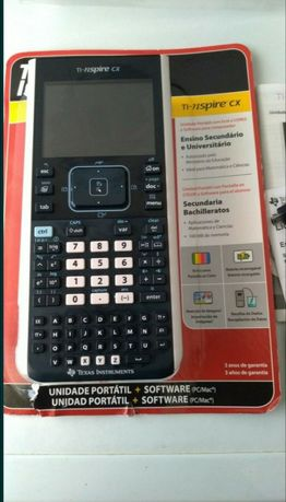 Calculadora Texas TI- NSPIRE