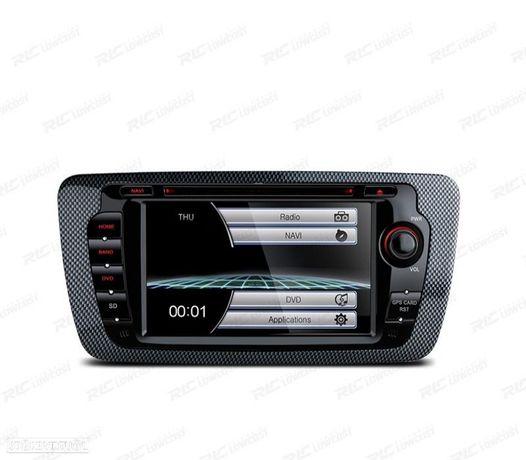 AUTO RADIO 2DIN TIPO OEM IBIZA 6J 08-12 USB GPS TACTIL HD
