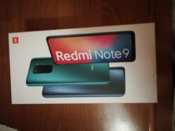 Telefon Redmi Note 9 4 gb Ram 128 Gb Rom