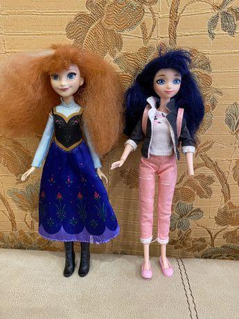 Барби Анна +леди Баг