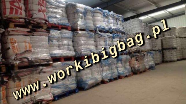 Worki Big Bag Bagi MOCNE na Zboże i wiele innych materiałów