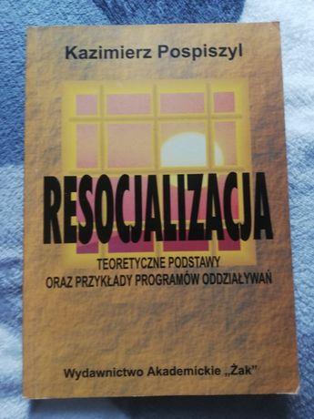 Resocjalizacja ~ Kazimierz Pospiszyl
