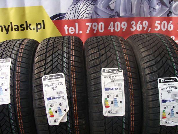 NOWE 225/50R17 Matador Nordicca