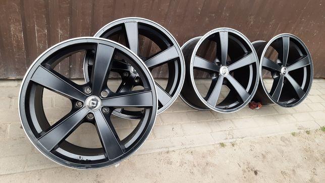 Sprzedam felgi aluminiowe Diewe 5x114,3 19 cali Czarne Hyundai zobacz!