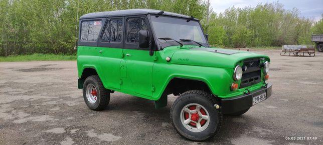 УАЗ 31512 військовий,дизель