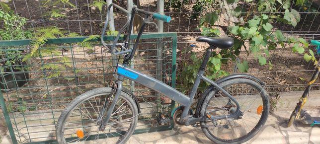 Bicicleta btwin auto matic