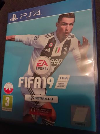 Gra PS4 Fifa 2019