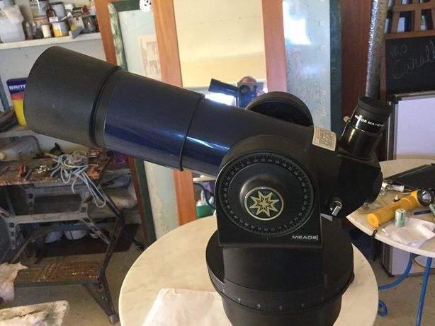 Telescopio astral