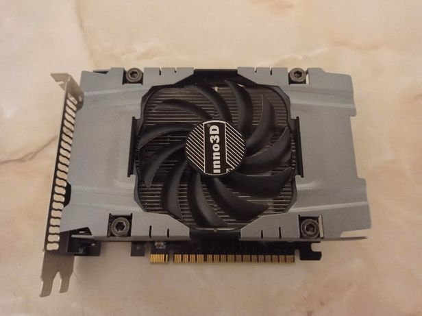 INNO3D GeForce GTX 650 Herculez 1024MB GDDR5 (2x DVI, mini HDMI)