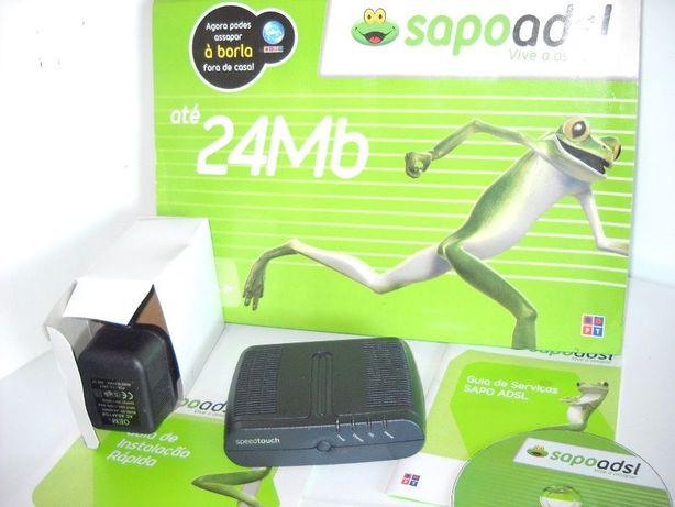 Modem Router Speed Touch ST516 v6