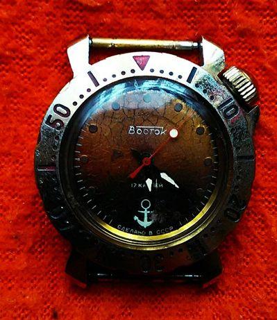 Zegarek nakręcany