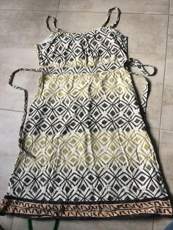 Sukienka letnia midi Bhs .44roz