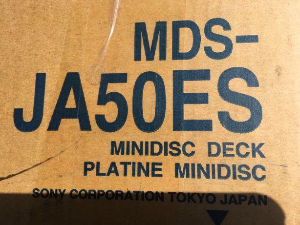 Karton do Sony Minidisc MDS-JA50ES
