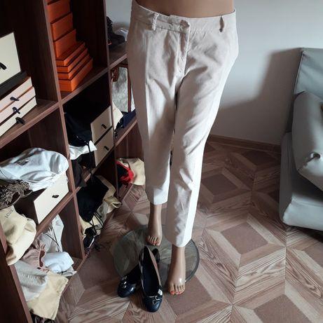 Max Mara! Оригинал! Классные светлые брюки!