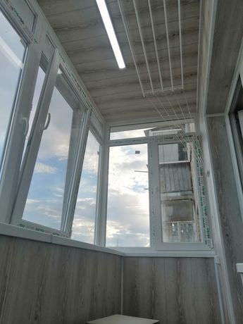 Балконы и лоджии под ключ, скидки до 40%!