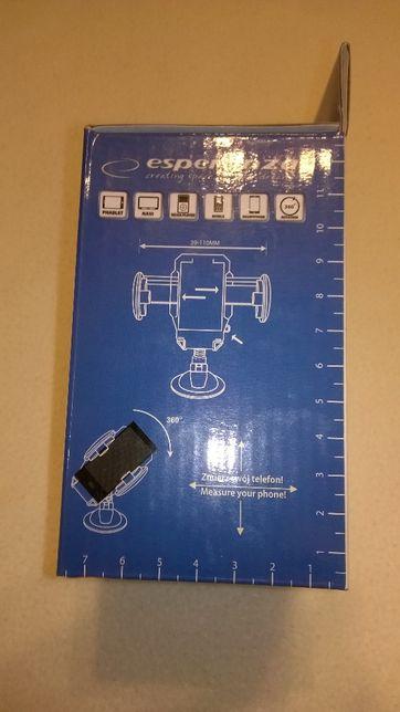 Uchwyt na telefon do samochodu na szybe nawigacja iphone samsung
