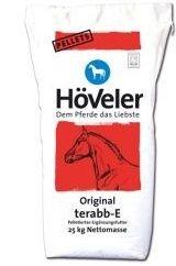 Hoveler Original terabb-E (25 kg) Standard Pasza dla koni