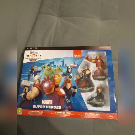 Marvel Super Heroes Starter Pack 2.0 PS3