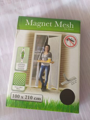 Moskitiera magnetyczna
