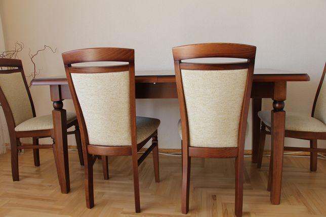 Stół z krzesłami Bawaria