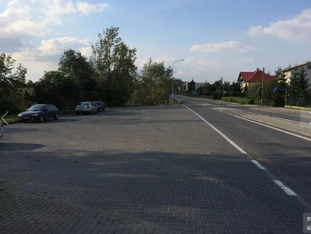 Działka handlowo - usługowa w Silnie - blisko Chojnice i Tuchola !