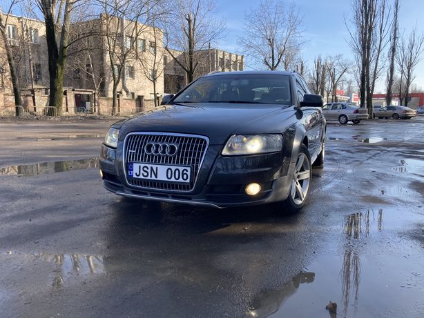 Audi A6 Allroad Full