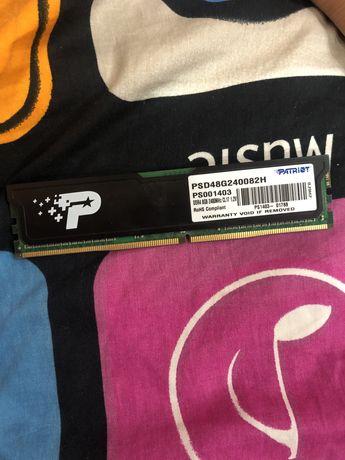 Продам оперативную память ddr4