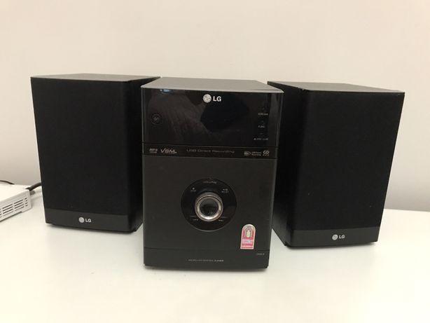 Sprzęt audio LG mini wieża kolumna